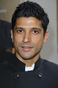 Farhan Akhtar at the gala screening of