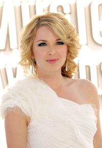 Kirsten Prout at the 2010 MTV Video Music Awards.
