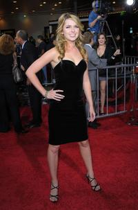 Kirsten Prout at the Los Angeles premiere of