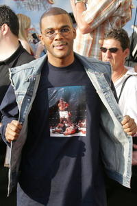 Tyler Perry at the 2005 MTV Movie Awards in Los Angeles, CA.
