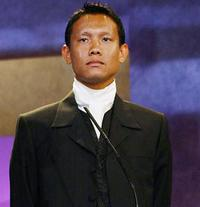 Sakda Kaewbuadee at the closing ceremony of the 57th Cannes Film Festival.