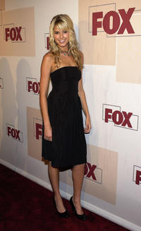 Sarah Wright at the Fox Fall Season Launch Event in California.