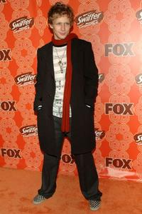 Johnny Lewis at the FOX Fall Casino party.