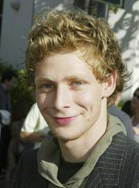 Johnny Lewis at the premiere of
