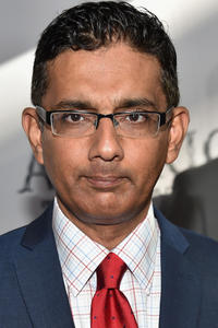 Dinesh D'Souza at the California premiere of