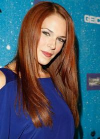 Amanda Righetti at the Spike TV's Scream 2009.