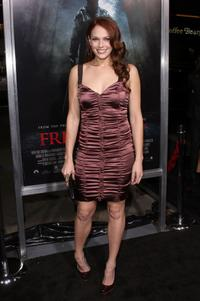 Amanda Righetti at the California premiere of