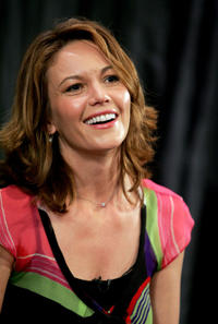 Diane Lane at the Variety screening of