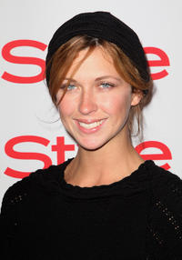 Margo Stilley at the In Style Best Beauty Buys 2008 in London.