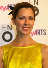 Margo Stilley at the English National Opera's Aida Press Night in London.