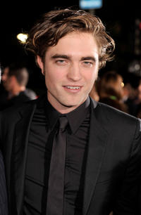 Robert Pattinson at the L.A. premiere of