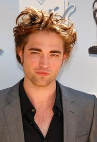 Robert Pattinson at the 17th annual MTV Movie Awards.
