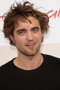 Robert Pattinson at the photocall of