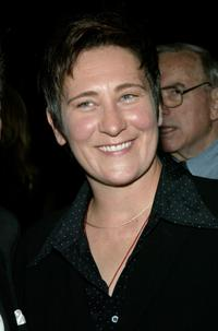 k.d. lang at the Rosemary Clooney's Life And Career Celebrated by her family.