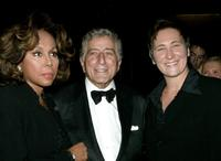 Diane Carroll, Tony Bennett and k.d. lang at the Rosemary Clooney's Life And Career Celebrated by her family.