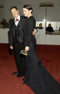 k.d. lang and Jamie Price at the 28th Annual Kennedy Center Honors.