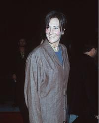 k.d. lang at the premiere of