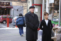 Frank Langella as Leonard Schiller and Lili Taylor as Ariel Schiller in