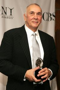 Frank Langella at the 61st Annual Tony Awards.