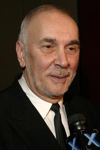 Frank Langella at the Roundabout Theatre Company's 2004 Spring Gala Celebration.