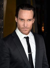 Callan Mulvey at the California premiere of
