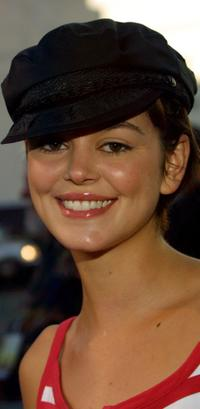 Nora Zehetner at the WB Television Networks 2003 All Star Party.