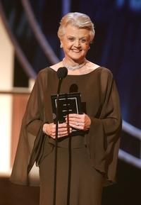 Angela Lansbury at the 61st Annual Tony Awards.