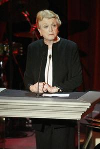 Angela Lansbury at the Academy of Television Arts & Sciences.