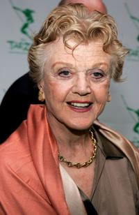 Angela Lansbury at the opening night of