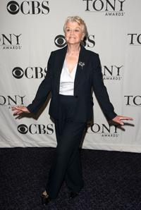 Angela Lansbury at the 2007 Tony Awards Meet The Nominees Press Reception.