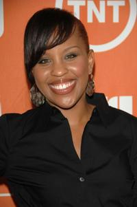 Kellee Stewart at the 2008 Summer TCA Tour Turner party.