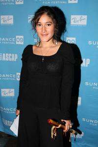 Q'orianka Kilcher at the 2009 Sundance Music Festival.
