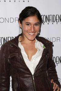 Q'orianka Kilcher at the Los Angeles Confidential Magazine's Annual Golden Globe Pre-party.