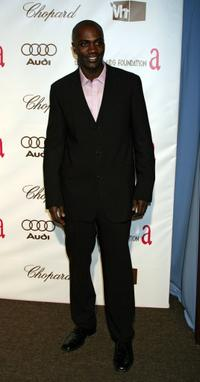 Nashawn Kearse at the 14th Annual Elton John Academy Awards viewing party.