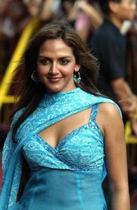 Esha Deol at the 5th International Indian Film Academy.