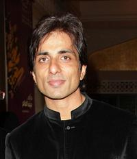 Sonu Sood at the premiere of
