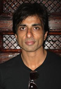Sonu Sood at the 6th Annual Dubai International Film Festival.