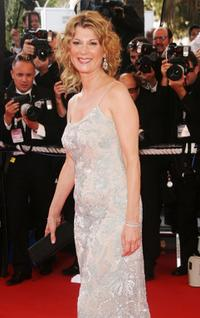 Michele Laroque at the premiere of