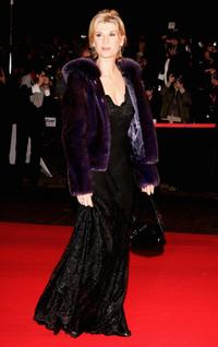 Michele Laroque at the NRJ Music Awards 2006.