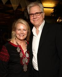 Candice Bergen and John Larroquette at the