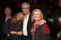 Tara Summers, John Larroquette and Candice Bergen at the