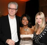 John Larroquette, Teraji P. Henson and Tara Summers at the Alzheimer's Association's 16th Annual