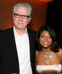 John Larroquette and Teraji P. Henson at the Alzheimer's Association's 16th Annual