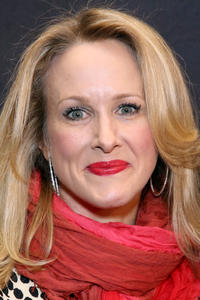 Katie Finneran at the Broadway opening night of