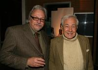 Robert Rosen and Jack Larson at the kick-off reception for Women In Film Foundation's