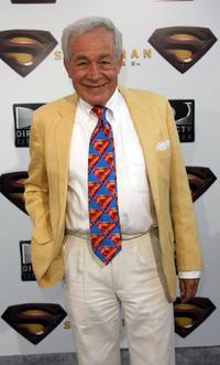 Jack Larson at the premiere of