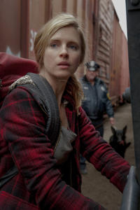 Brit Marling as Sarah in
