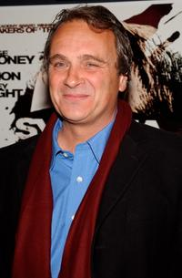 Robert Baer at the premiere of