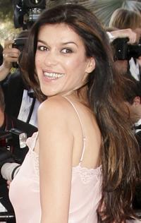 Joana Preiss at the premiere of
