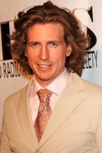Josh Meyers at the JHRTS Young Hollywood Holiday Party.